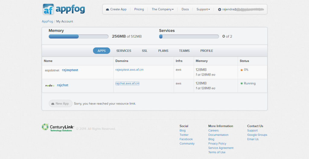 AppFog - Your Account - console_appfog_com